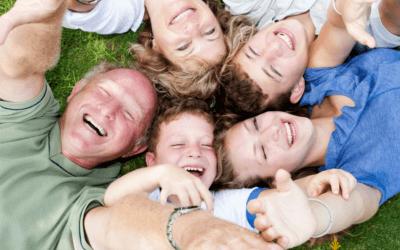 Kiedy rodzina jest szczęśliwa